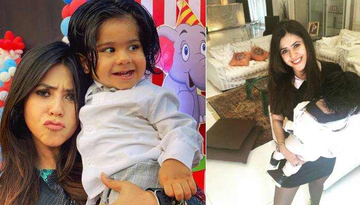 एकता कपूर ने सलमान खान से की बेटे रवि की तुलना, तस्वीर शेयर कर टीवी क्वीन ने किया इशारा