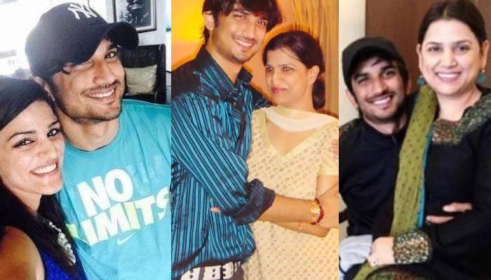 सुशांत की लाडली बहन श्वेता ने अपनी बड़ी बहनों को दिया दिलासा, कहा- 'भाई हमेशा हमारे साथ है...'