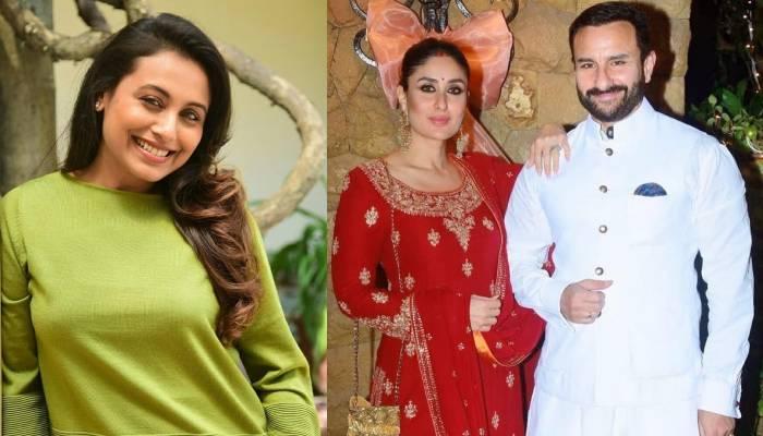 सैफ अली खान को करीना कपूर के बारे में रानी मुखर्जी ने दी थी सलाह, कहा- 'समझो आदमी को कर रहे हो डेट'