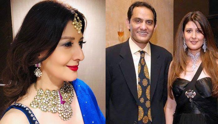 बेटे की शादी में अजहरुद्दीन की एक्स वाइफ संगीता बिजलानी ने की शिरकत, तलाक के 9 साल बाद हुआ सामना