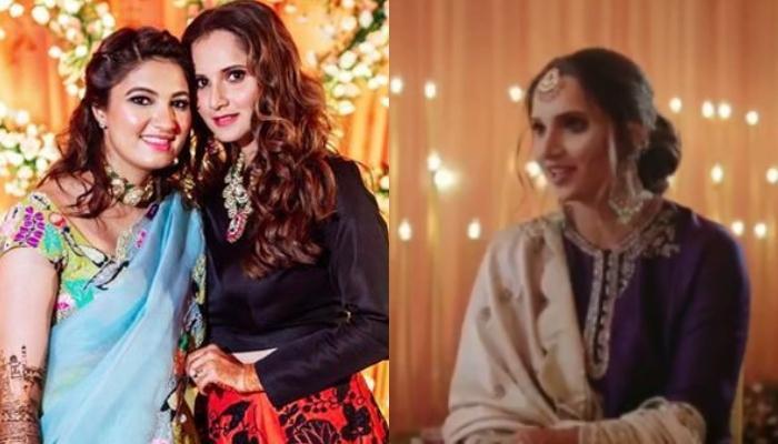 सानिया मिर्जा बहन अनम से करती हैं बेइंतह प्यार, जीजू असद के लिए कही ये दिल छूने लेने वाली बात