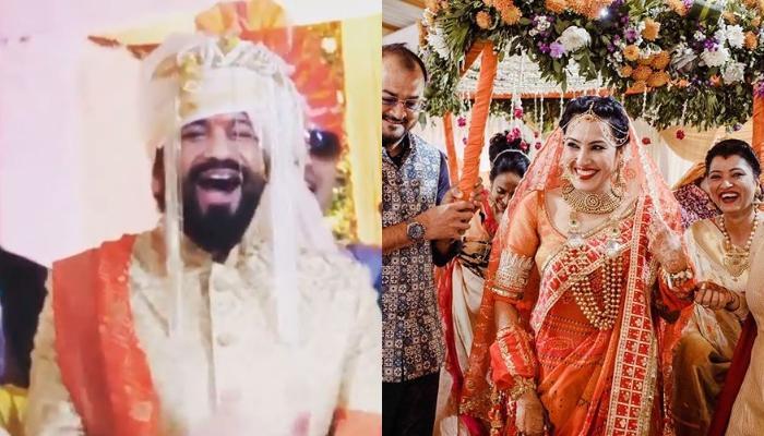 शलभ दांग पत्नी काम्या पंजाबी के लिए गाते दिखे सलमान खान की फिल्म का ये गाना, वीडियो ने मचाया धमाल