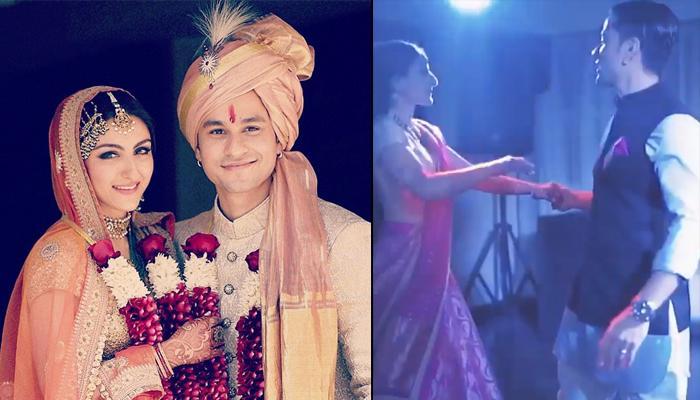 सोहा अली खान-कुणाल खेमू ने ऐसे दी एक-दूसरे को एनिवर्सरी की बधाई, शेयर किया शादी का खूबसूरत वीडियो