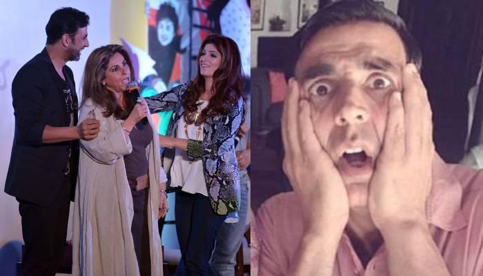 शादी के लिए अक्षय कुमार ने दी थी ये परीक्षा, सास डिंपल कपाड़िया समझती थी 'गे'