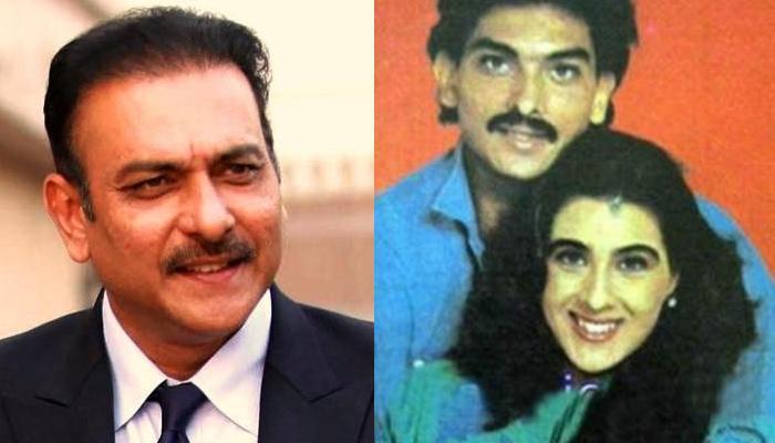क्रिकेट टीम के कोच रवि शास्त्री ने पहले की एक्ट्रेस अमृता सिंह से सगाई, फिर ये कहकर तोड़ दिया रिश्ता