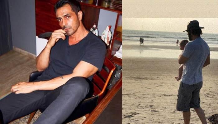 अर्जुन रामपाल ने बेटे एरिक के साथ कुछ यूं मनाया न्यू ईयर, तस्वीरों में देखिए दोनों की बॉन्डिंग