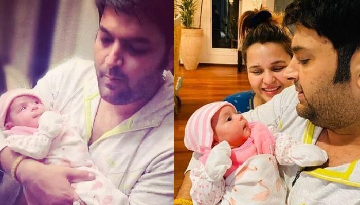 कोरोना के खौफ से परेशान हैं कपिल शर्मा, बेटी अनायरा का इस तरह ध्यान रख रहे हैं कॉमेडी किंग