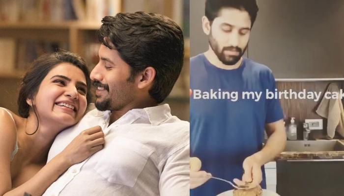 सामन्था अक्किनेनी के जन्मदिन पर पति नागा चैतन्य ने ऐसे जीता एक्ट्रेस का दिल, देखें वीडियो