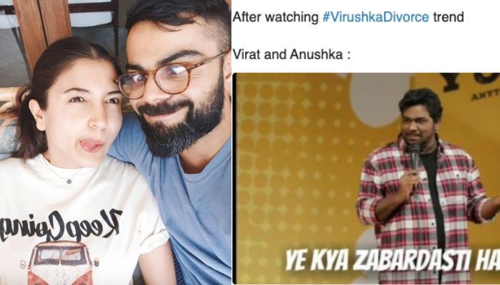 अनुष्का-विराट के तलाक वाली खबर के पीछे की सच्चाई? यहां जानें क्यों ट्रेंड हुआ #VirushkaDivorce