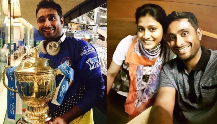 क्रिकेटर अंबाती रायुडू के घर आई 'नन्हीं परी', खिलाड़ी ने शेयर की पत्नी के साथ प्यारी तस्वीर