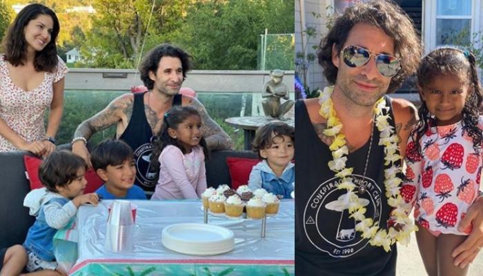 सनी लियोनी ने खास अंदाज में मनाया बेटी निशा का बर्थडे, फोटो शेयर कर लिखा 'Happy Gotcha Day'