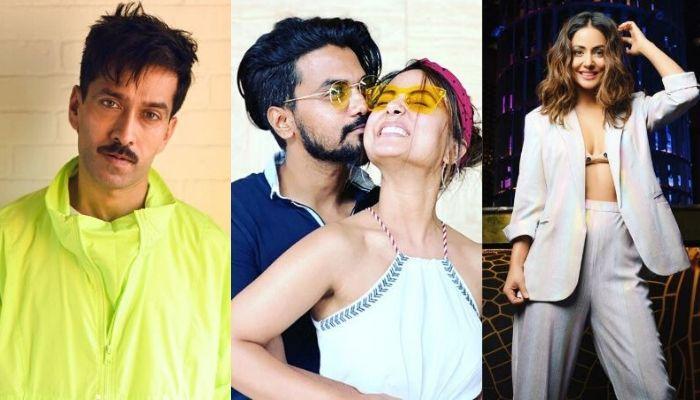 हिना खान के बॉयफ्रेंड रॉकी को नकुल मेहता की सलाह, बोले- 'संभालो अपनी जोरू को...'
