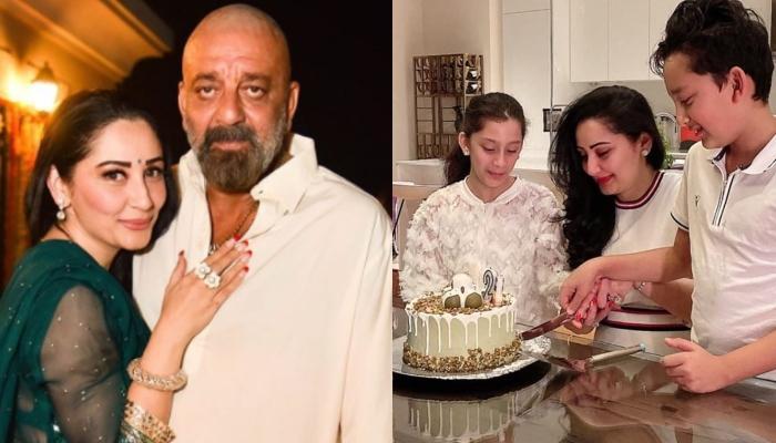 मान्यता को इस खास नाम से बुलाते हैं संजय दत्त, पत्नी को जन्मदिन विश कर किया खुलासा