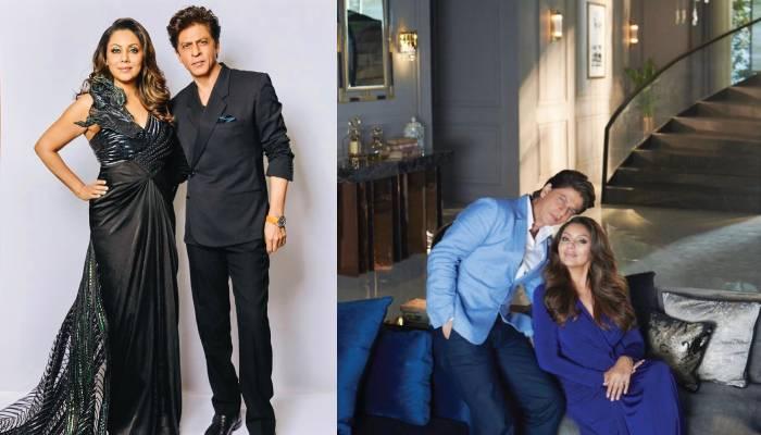 गौरी खान को सरप्राइज देने इस इवेंट में पहुंचे शाहरुख खान, देखिए कैसे खुश हुईं एक्टर की पत्नी