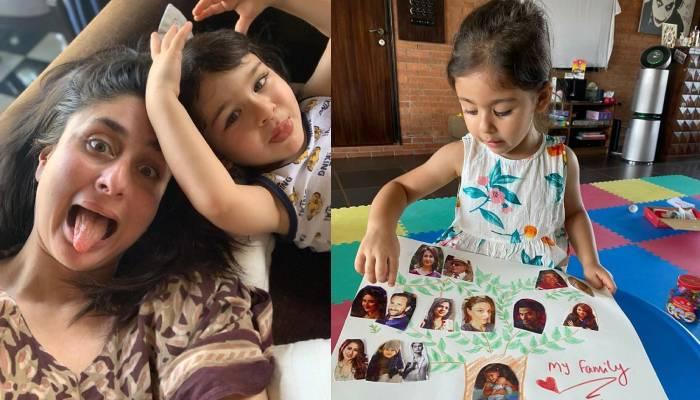 सोहा अली खान की बिटिया रानी इनाया नौमी खेमू ने बनाया 'पटौदी-खेमू' खानदान का फैमिली ट्री, देखें यहां