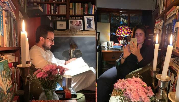 तैमूर अली खान अपने पालने में कर रहे हैं आराम, करीना कपूर खान ने अनजाने में शेयर कर दी तस्वीर