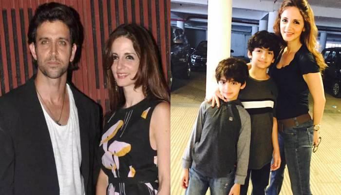 रितिक रोशन के घर पर हैं उनकी Ex वाइफ सुजैन खान, बेटे के बर्थडे पर शेयर किया ये वीडियो