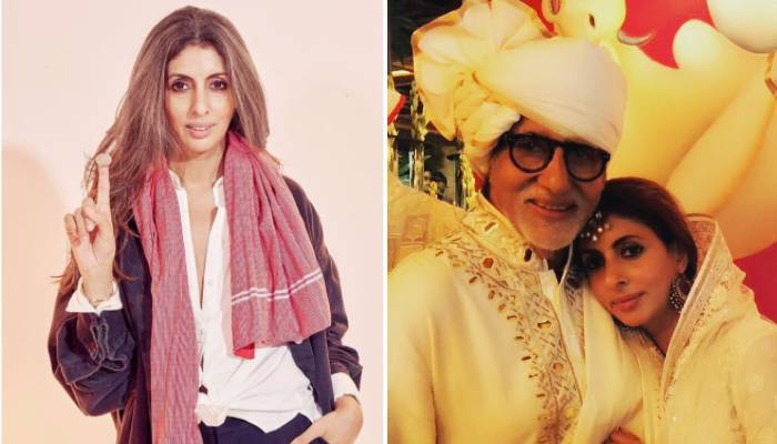 अमिताभ बच्चन के 'जुम्मा-चुम्मा' लुक को श्वेता नंदा ने किया रिक्रिएट, इन सितारों ने की तारीफ